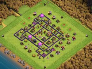 Out post air defenses th8 base
