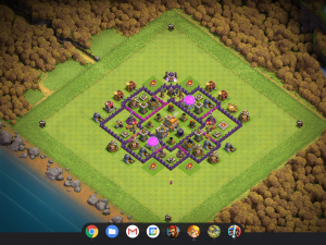 TH7 Farming Base