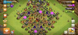 Anti 3 star farm base (not war)
