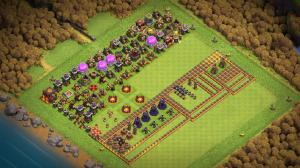Upgrading base for th10