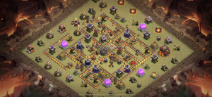 Good TH10 war base