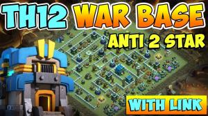 TH12 CWL/WAR BASE WITH LINK