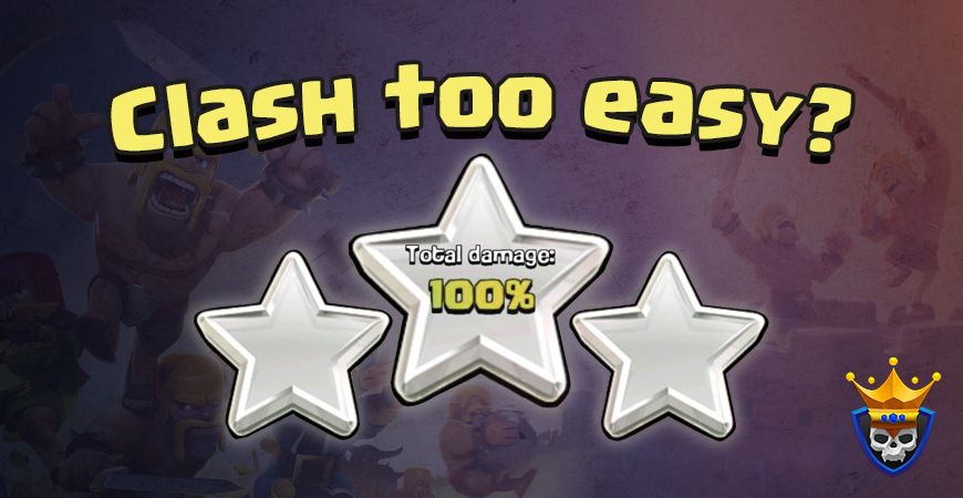 Is Clash of Clans Getting Easier?
