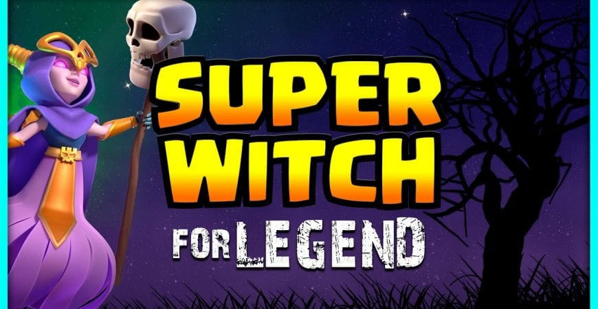 Super Witch is So POWERFUL | New Best Town Hall 13 Attack Strategy by @KagzGaming
