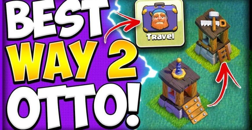 How to Get the 6th Builder Full Guide! This is the Fastest Way to Unlock OTTO in Clash of Clans by Kenny Jo