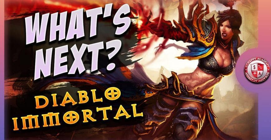 Diablo Immortal October Announcement | Latest News by Scrappy Academy