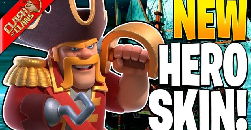 WALK THE PLANK WITH THE *NEW* PIRATE KING! – Clash of Clans by Clash Bashing!!