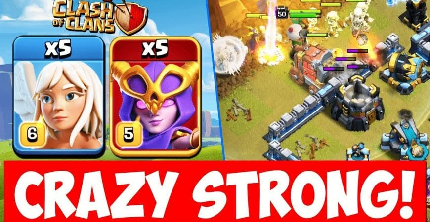 SUPER WITCHES are WAY STRONGER than you think! Clash of Clans COC by Clash With Cory