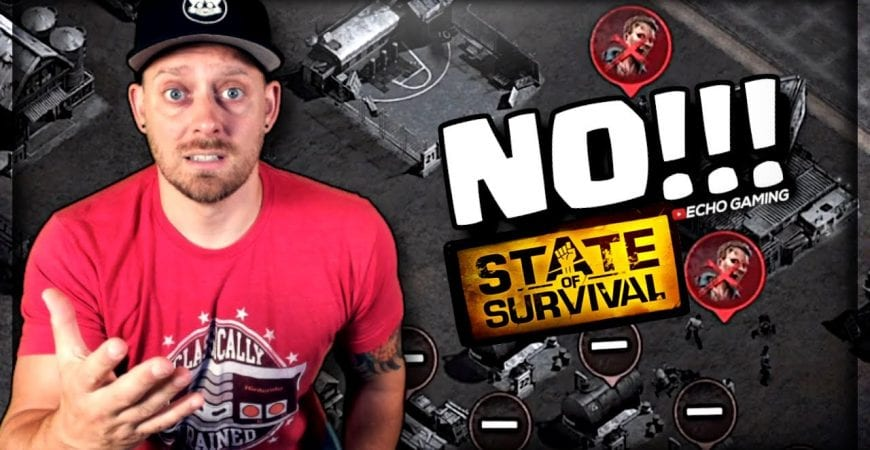 This happened after I didn't log into State of Survival for a MONTH! by ECHO Gaming
