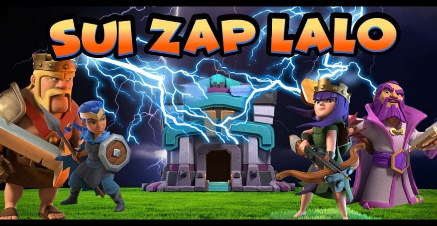 TH13 sui zap Lalo Legend| Clash of Clans by Clash Playhouse