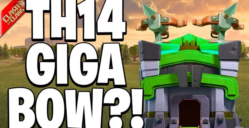 WHEN IS TH14 COMING OUT?! – Clash of Clans by Clash Bashing!!