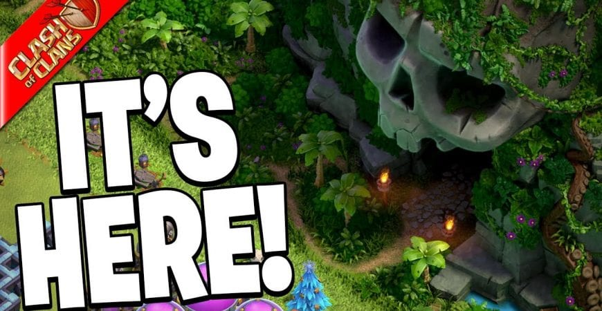 EXAMINING THE NEW PIRATE SCENERY FOR POSSIBLE LEAKS! – Clash of Clans by Clash Bashing!!