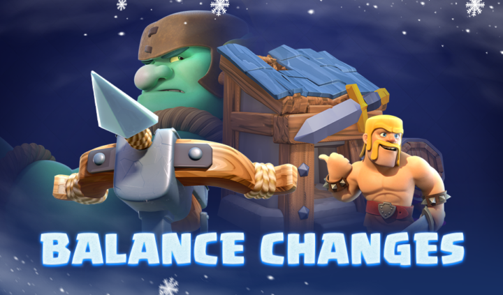 Clash Royale: Balance Changes 2020