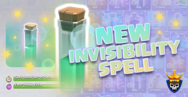 December Update Sneak Peek: New Invisibility Spell, levels and QOL improvements!
