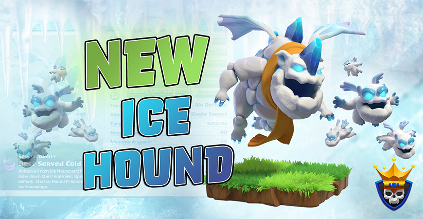 New Super Troop: Ice Hound Revealed!