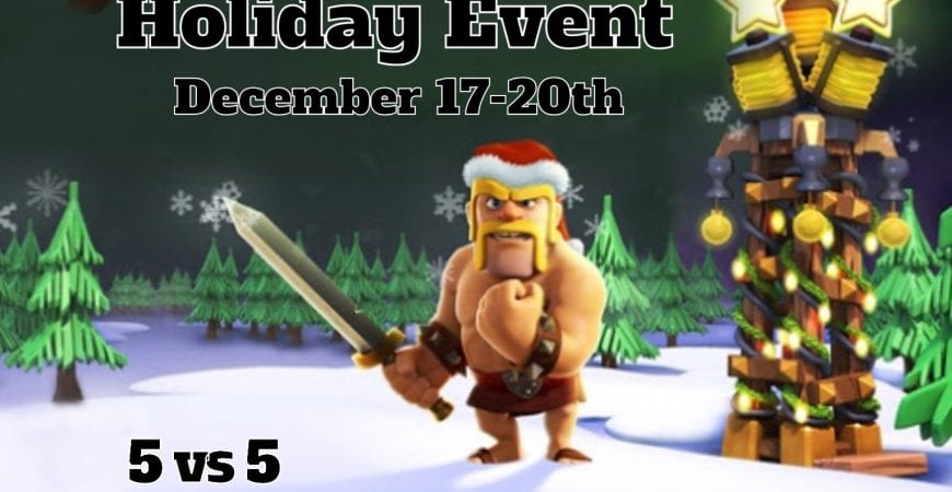 Th11 Community Event: The Ornamental Holiday Event