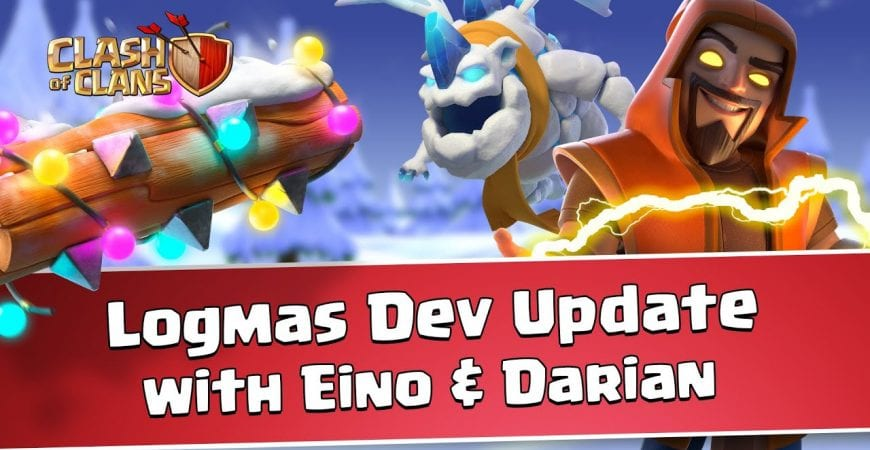 Clash of Clans Logmas Dev Update (December Update 2020) by Clash of Clans