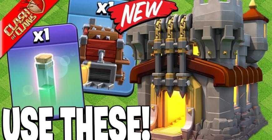 WHAT DID THE UPDATE GIVE TO TH11? – Clash of Clans by Clash Bashing!!
