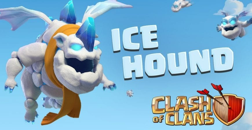 ICE HOUND Has Zero Chill (Clash Of Clans) by Clash of Clans