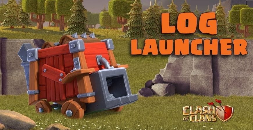 Crush Villages With The LOG LAUNCHER! (Clash of Clans) by Clash of Clans