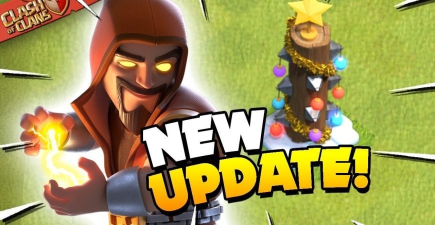 Winter Update Arrived! Clan War League with New Troop and Spell (Clash of Clans) by Judo Sloth Gaming