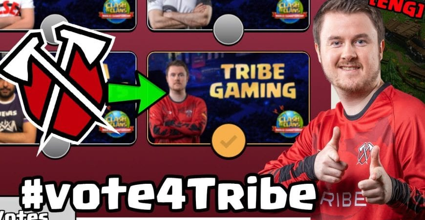 Community Voting – How YOU help us to get to the world championship   #vote4Tribe by iTzu [ENG] – Clash of Clans