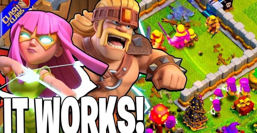 Finally, SUPER BARCH farming! – Clash of Clans by Clash Bashing!!