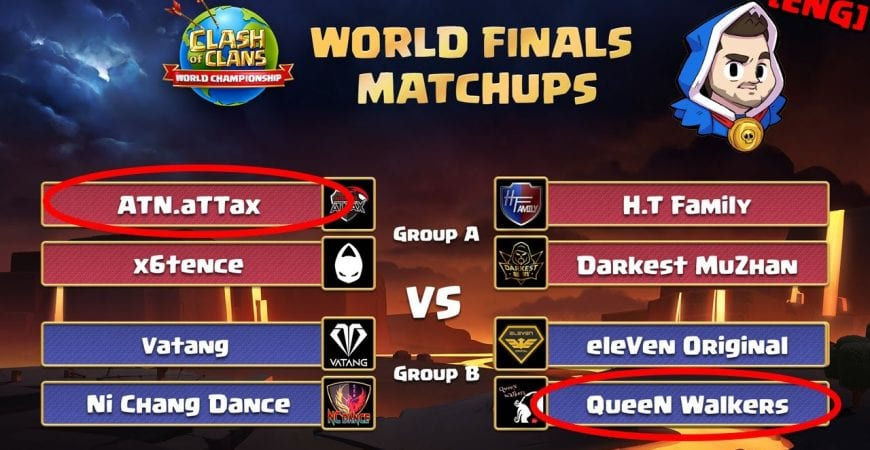 Who is going to WIN Clash Worlds ?   My Prediction   #clashofclans by iTzu [ENG] – Clash of Clans