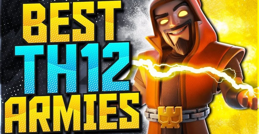 NEW Top 5 BEST TH12 Attack Strategies After December 2020 Update! | Clash of Clans by CorruptYT