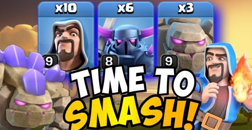 GOWIPE IS BACK WITH THE LOG LAUNCHER!! Clash of Clans | Best TH12 Attack Strategies by Clash with Eric – OneHive