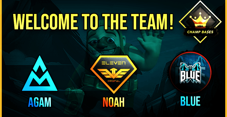 Pro Builders: Agam, eVe NOAH and Blue Joins our Family