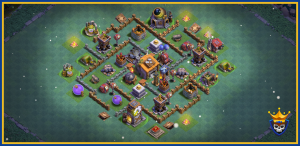 Th6 best anti ground attack base