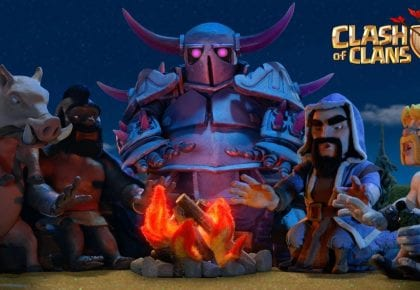Lunar New Year Storytime! EXCLUSIVE Warrior Queen skin (Clash of Clans) by Clash of Clans