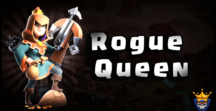 New Hero Skin: The Rogue Queen