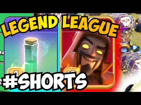 TH13 BLIZZARD LALO in LEGEND LEAGUE | Clash of Clans #shorts by Clash with Eric – OneHive