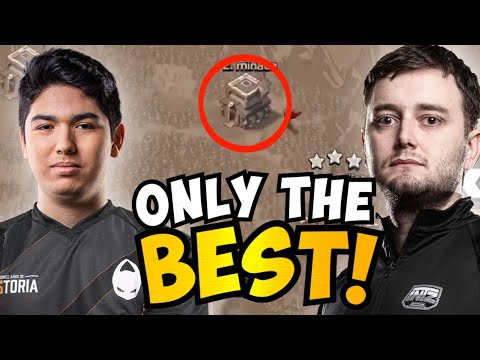 WHY ARE ALL THESE PRO CLASH OF CLANS TEAMS COMPETING AT TOWN HALL 9 (TH9)?! Clash of Clans eSports by Clash with Eric – OneHive
