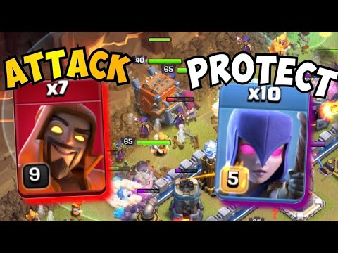 NAME A BETTER DUO… I'LL WAIT… | TH12 SUPER WIZARD WITCH ATTACK STRATEGY | Clash of Clans by Clash with Eric – OneHive