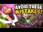 AVOID THESE MISTAKES WHEN USING SUPER ARCHERS | TH11 Mass Super Archer Attack | Clash of Clans by Clash with Eric – OneHive