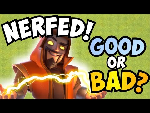 SUPER WIZARDS ARE GETTING NERFED!! THE FUN IS OVER?! Clash of Clans by Clash with Eric – OneHive