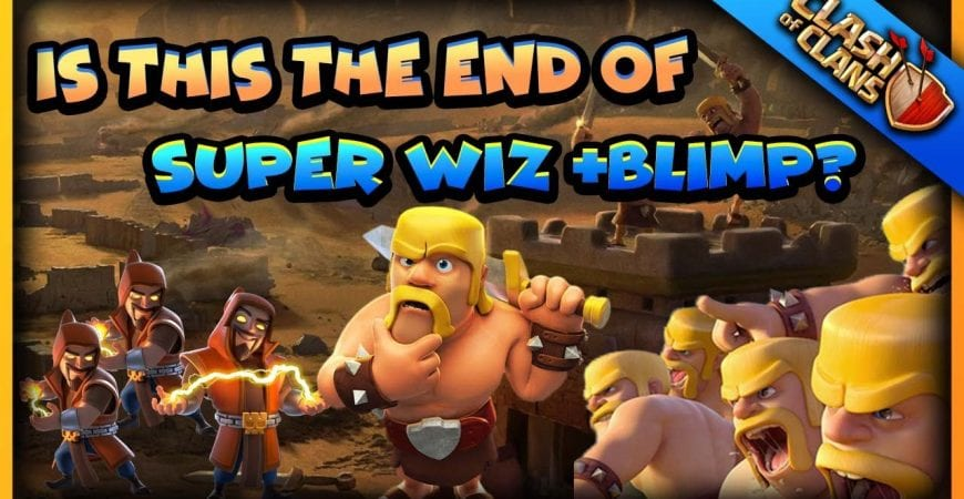 Super wizard nerf incoming| Clash of Clans by Clash Playhouse