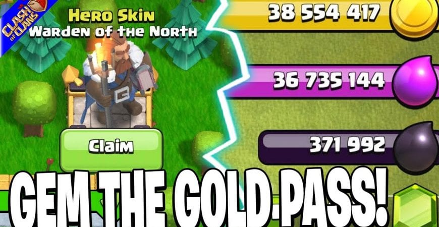 BUYING THE NEW GOLD PASS & NEW SPECIAL OFFERS! – Clash of Clans by Clash Bashing!!