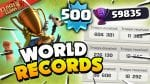 Clash of Clans World Records! by Judo Sloth Gaming
