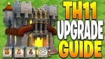 What to Upgrade FIRST at TH11! – Clash of Clans by Clash Bashing!!