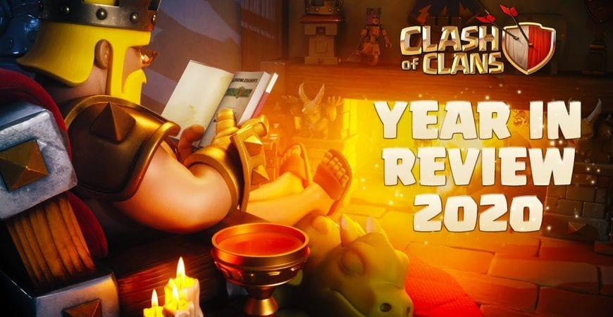 2020 Year in Review by Clash of Clans