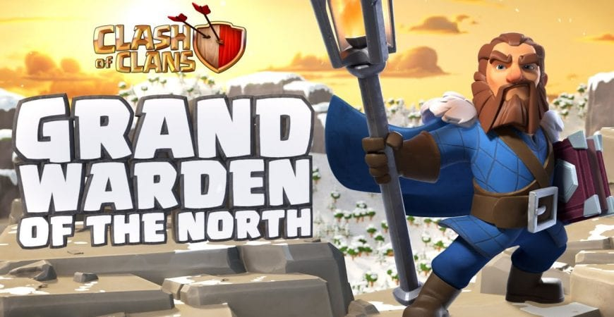 Warden Of The North (Clash Of Clans Season Challenges) by Clash of Clans