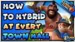 How to triple with Hybrid | Clash of Clans by Clash Playhouse