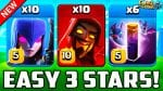 POWERFUL NEW ATTACK CRUSHES TH 13 ! Best New Town Hall 13 Clash of Clans Attack Strategy in 2021 by Clash With Cory