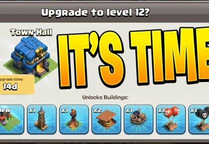 How To Prepare for a *NEW* Town Hall Level! – Clash of Clans by Clash Bashing!!