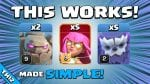 THIS SUPER ARCHER ARMY IS AMAZING! TH12 Attack Strategy | Clash of Clans by Sir Moose Gaming