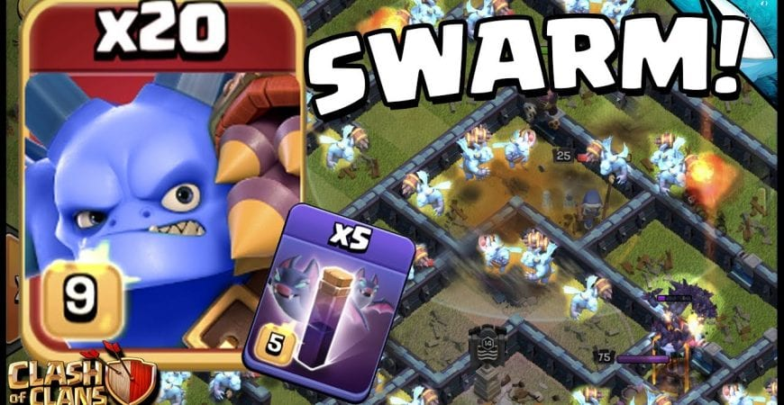 Are 20 SUPER MINIONS this strong??? by CarbonFin Gaming